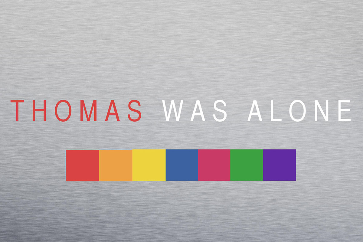Thomas was Alone, una recensione