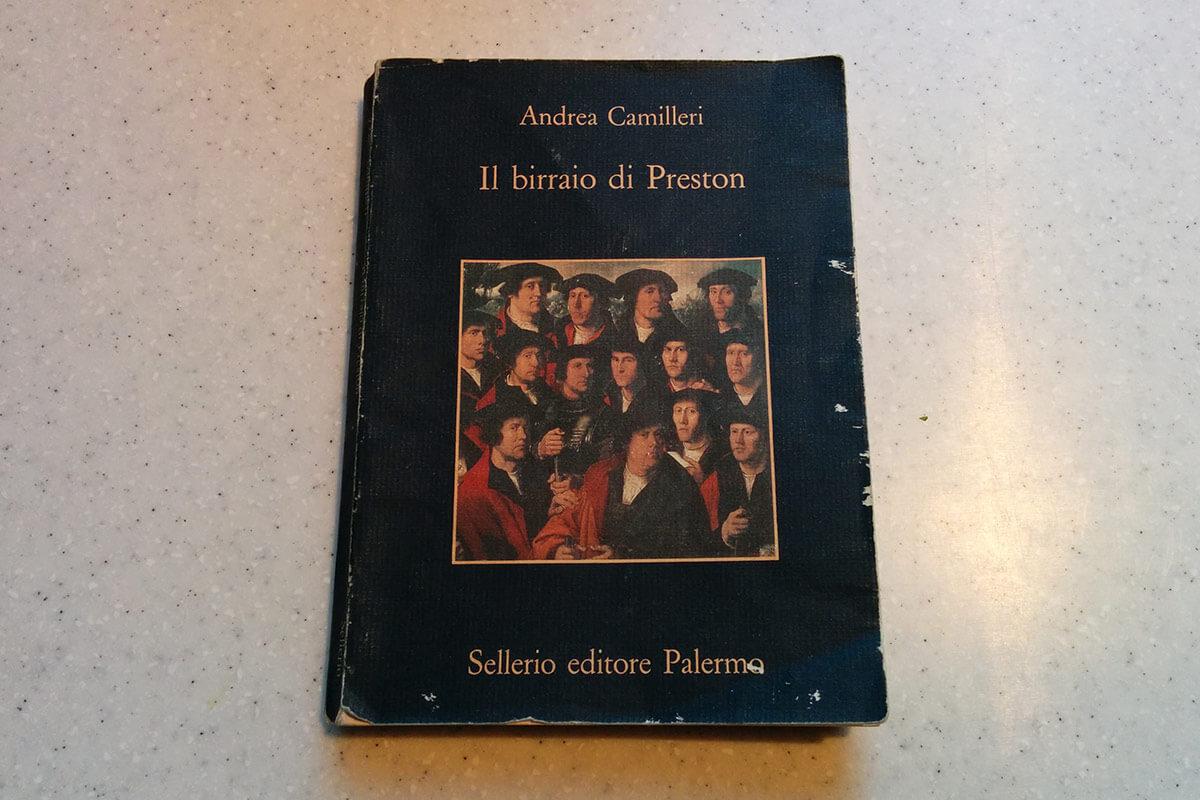 Il Birraio di Preston di Andrea Camilleri