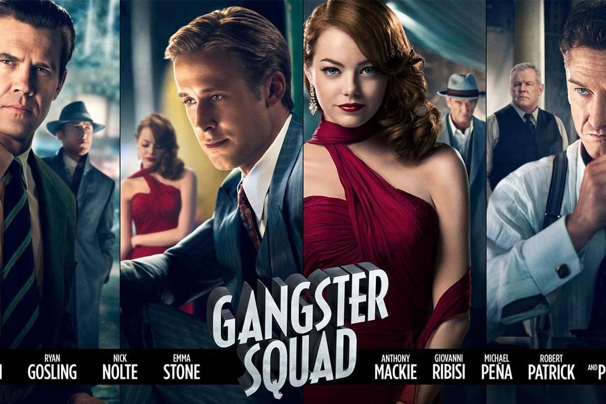 Gangster Squad, ovvero la fiera del clichè