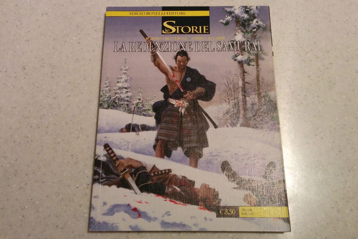 La Redenzione del Samurai, le Storie Bonelli #2