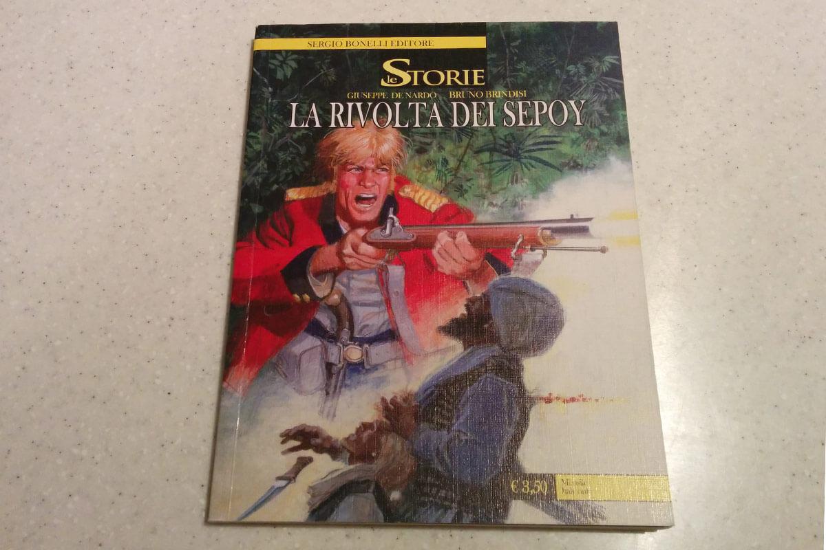 La Rivolta dei Sepoy, le Storie Bonelli #3
