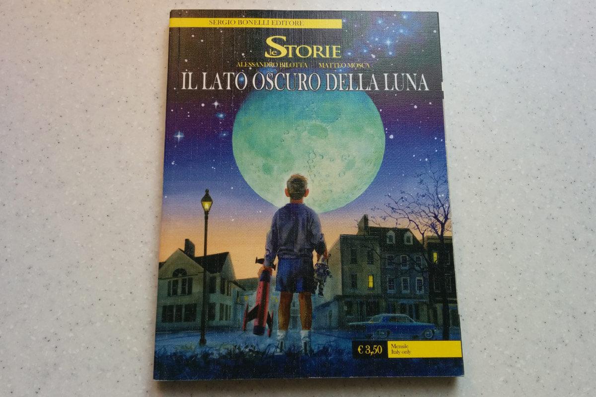Il Lato Oscuro della Luna, le Storie Bonelli #5