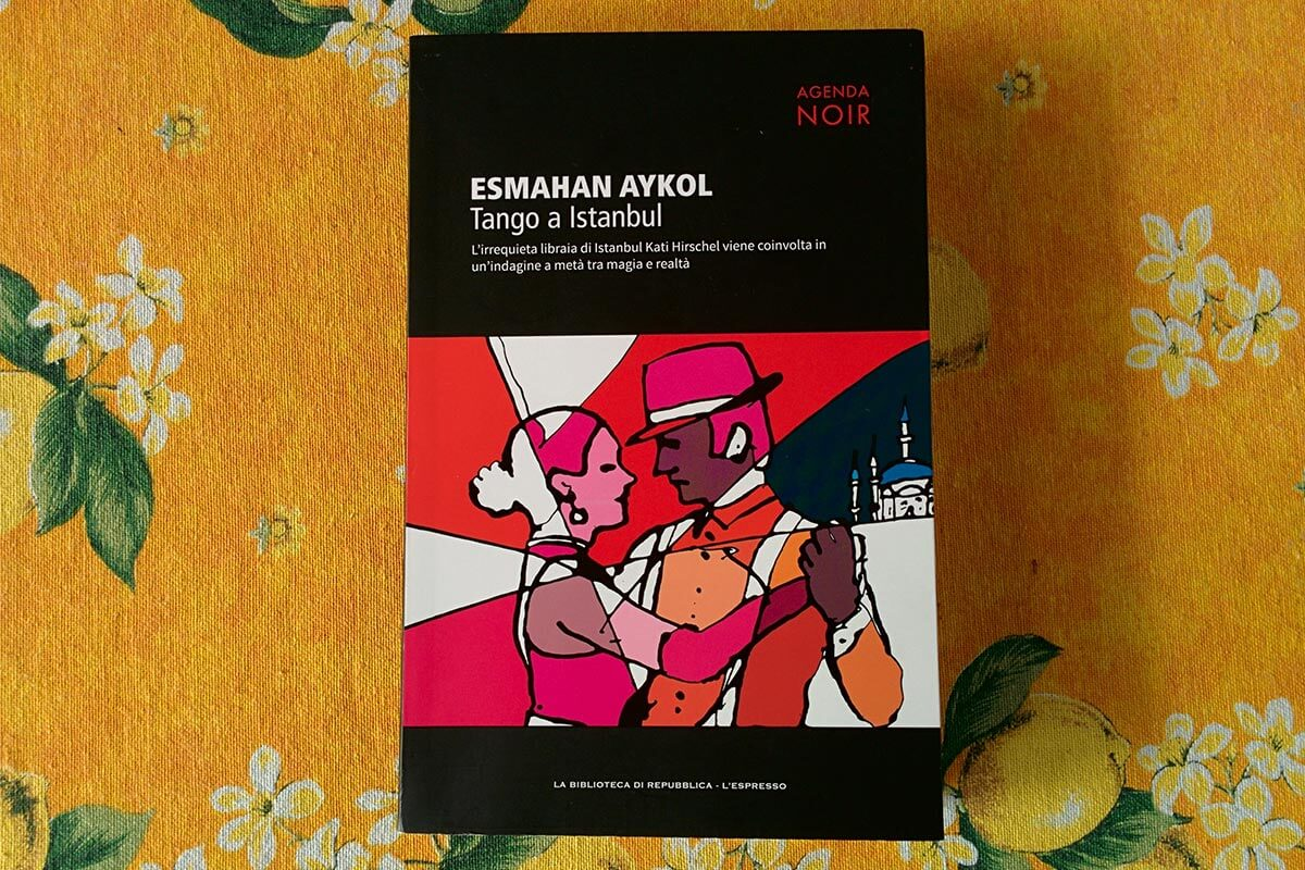 Tango a Istanbul di Esmahan Aykol