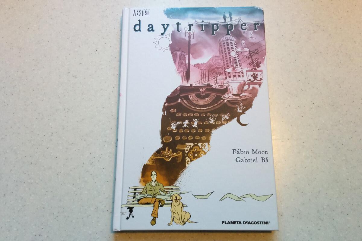Daytripper: recensione del fumetto di Ba e Moon
