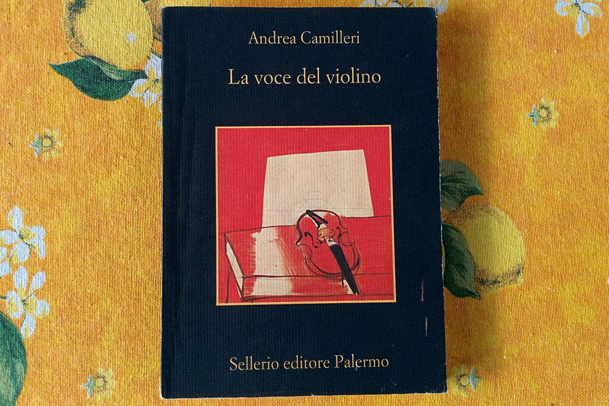 La Voce del Violino di Andrea Camilleri