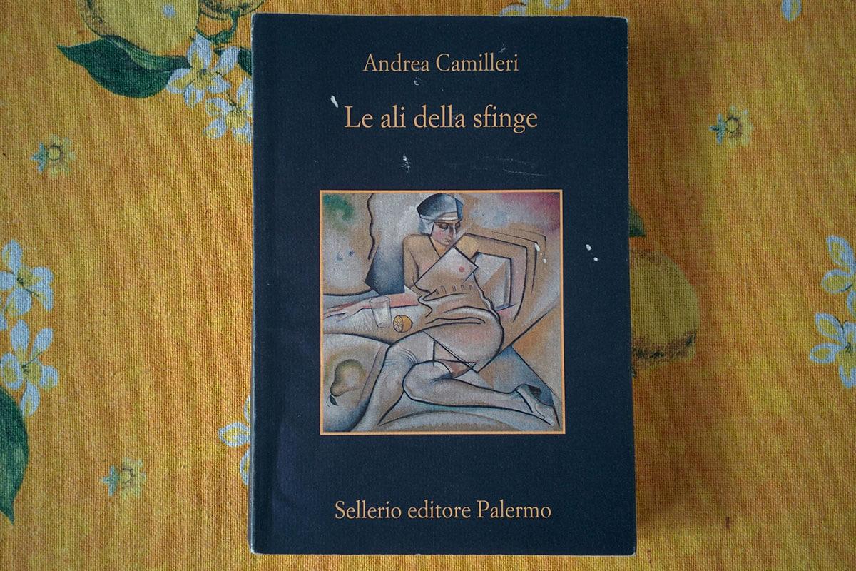 Le Ali della Sfinge di Andrea Camilleri