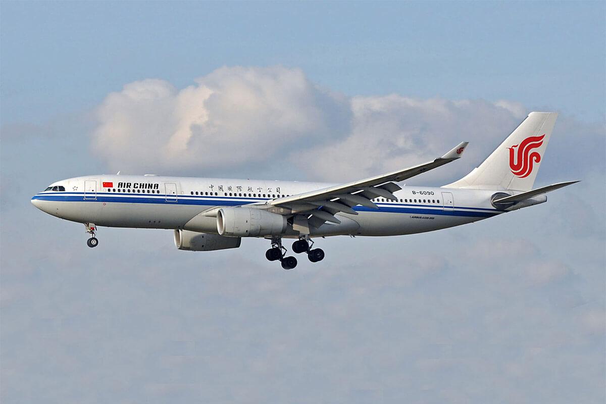 Air China: ovvero dell'hostess che mi passò biscotti sottobanco