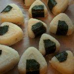 Cena sino-giapponese Onigiri